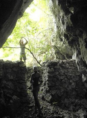 Viaje al Centro de una Cueva