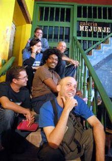 Tarde de Trovuntivitis en La Habana