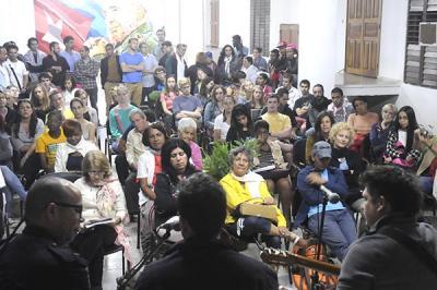 Presenta el Icap de Villa Clara campaña para celebrar el cumpleaños 90 de Fidel