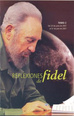 Presentan en Santa Clara el libro Reflexiones de Fidel, Tomo 2