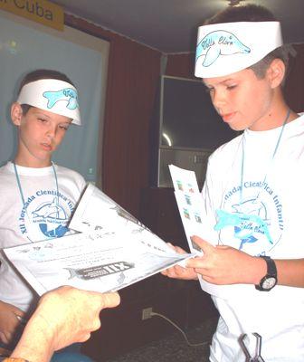 Reciben pioneros villaclareños premio de la Oficina Cubana de la  Propiedad Industrial (OCPI)