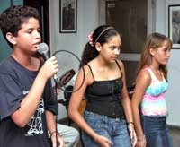 Culmina en Villa Clara IV Seminario Nacional de Repentismo Infantil