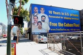 Se Inicia Nueva Campaña de Solidaridad con los Cinco Héroes