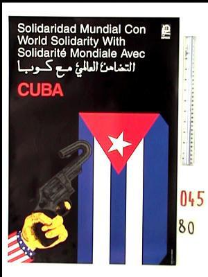 La Solidaridad tiene nombre: CUBA