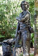 Santa Clara: Develan nueva escultura del Che