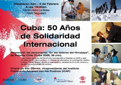 Brigadas de Solidaridad Acrecientan su Apoyo a Cuba