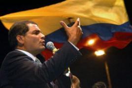 Rescatan a Correa; victoria del pueblo ecuatoriano