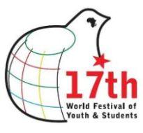 Constituida delegación villaclareña al XVII Festival Mundial de la Juventud y los Estudiantes