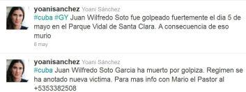 Cuba e Internet: Yoani Sánchez y sus Mentiras en USD.