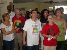 En Villa Clara miembros de Pastores por la Paz