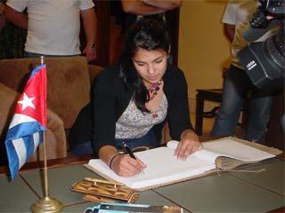 Juventud, Cuba y Chile… otra vez
