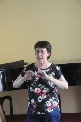 Gloria La Riva: «Soy socialista»